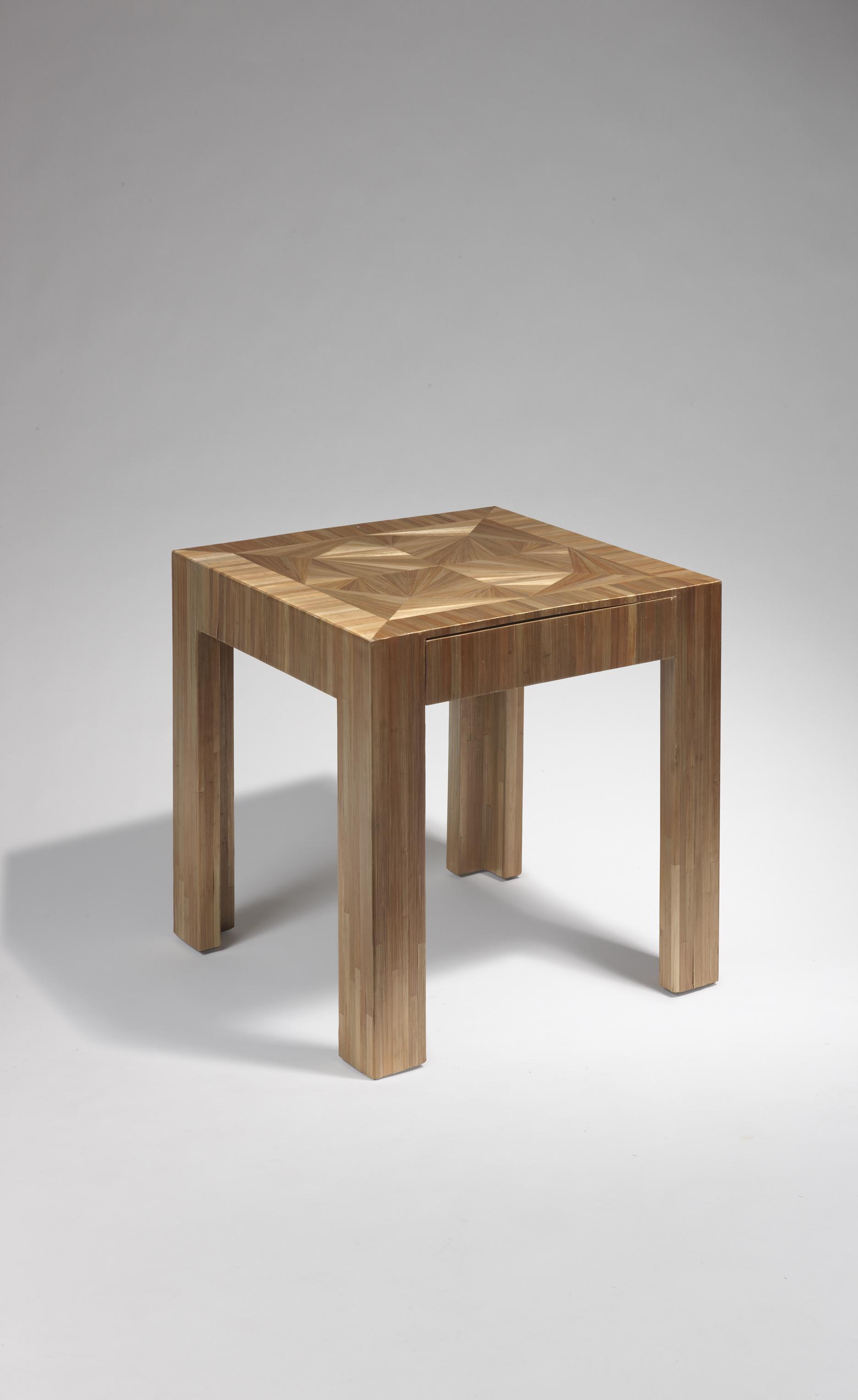Table en marqueterie - Eyre de Lanux
