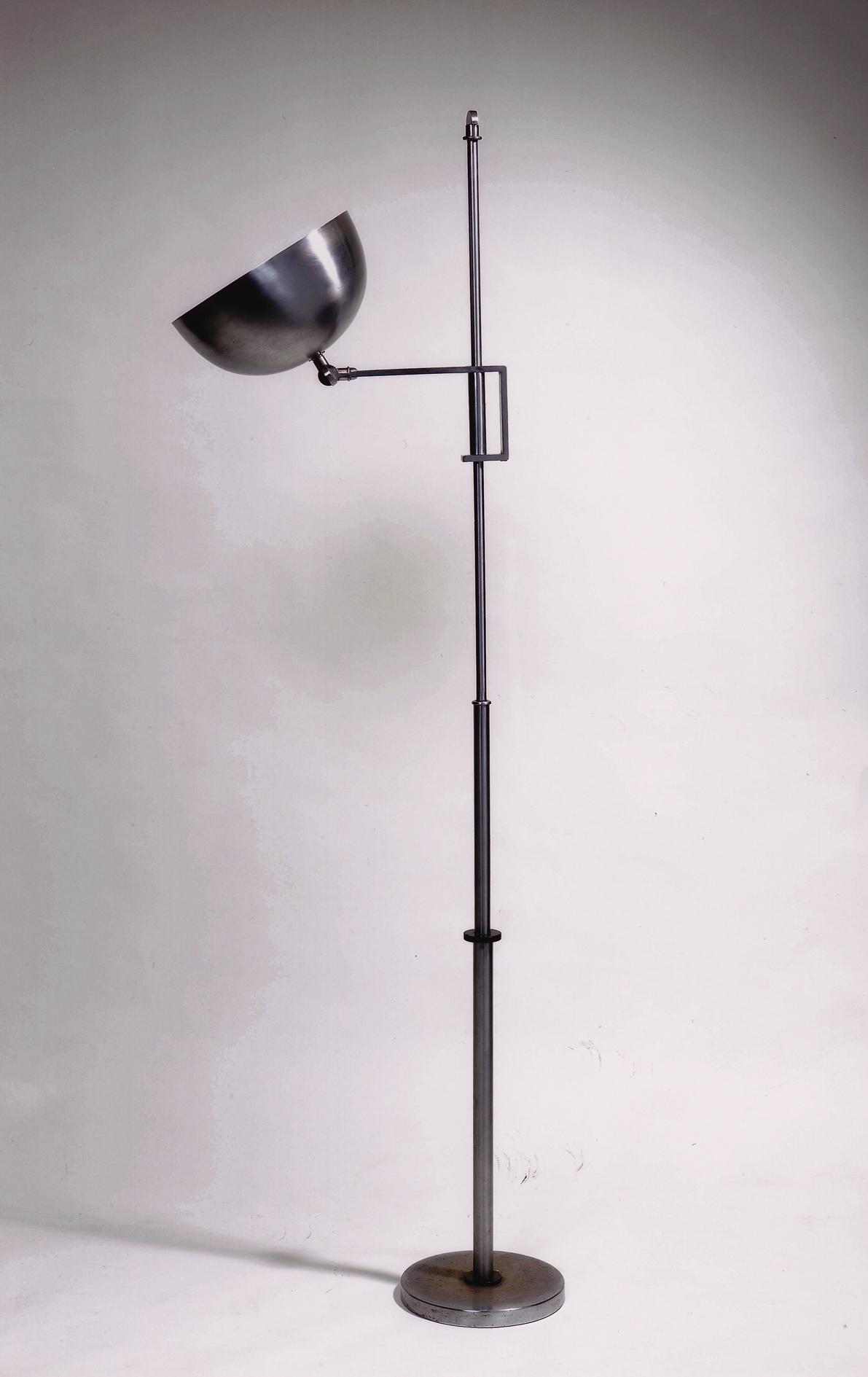 Lampadaire métal - Eyre de Lanux