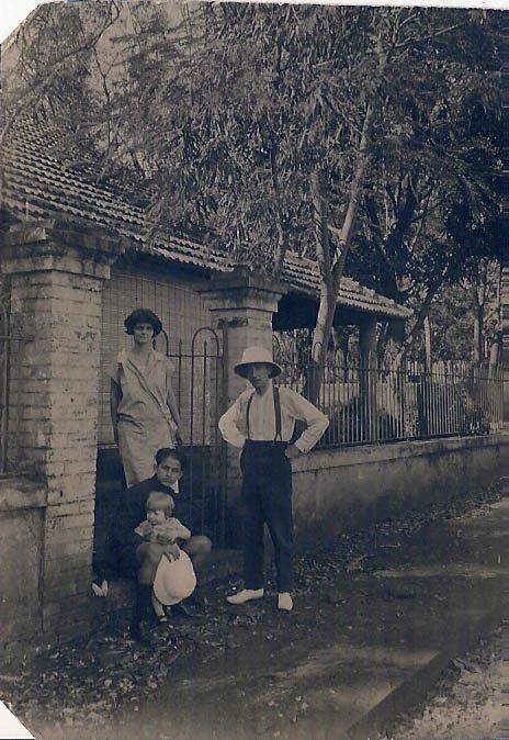 Famille Choux et Roland de Lanux