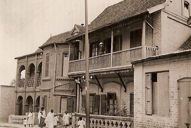 Maison d'Emmeline de Lanux (notre arrière grand-mère)