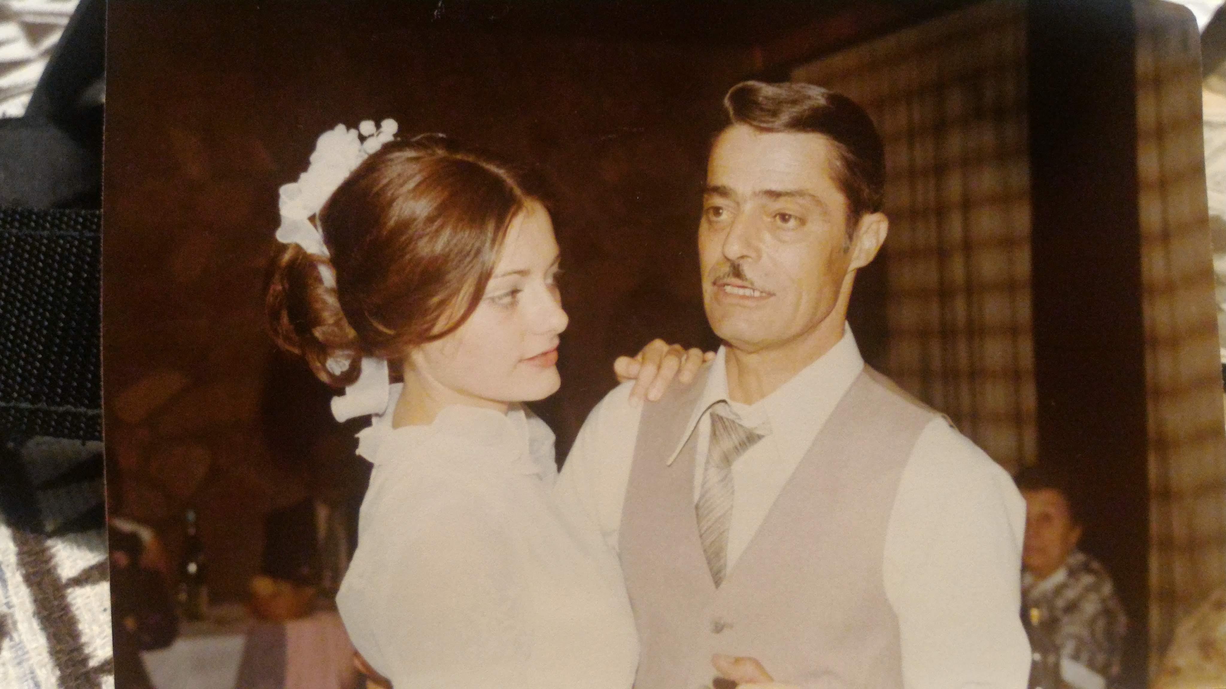 Claude Desriscourt de Lanux et sa fille Agnès