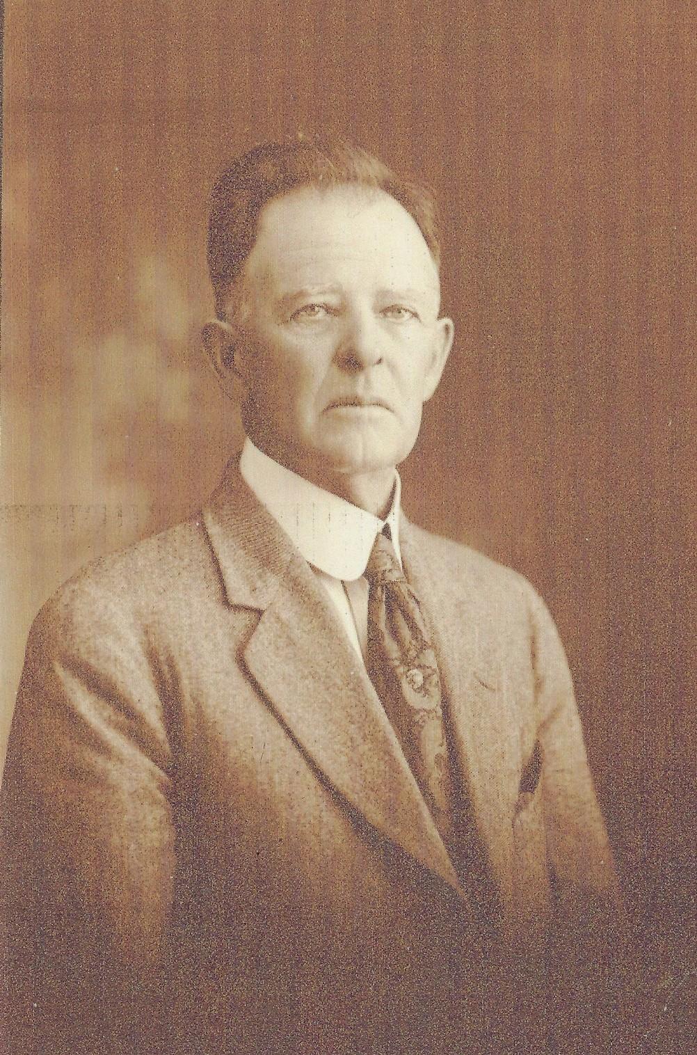 Albert Léon Auguste de Lanux (Hawaii, USA)
