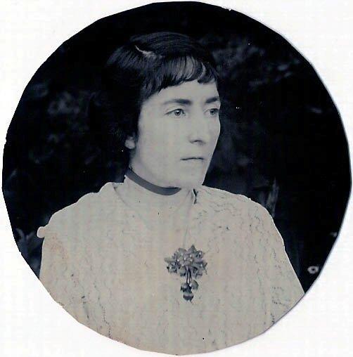 Angèle Magny (soeur de notre arrière grand-mère)