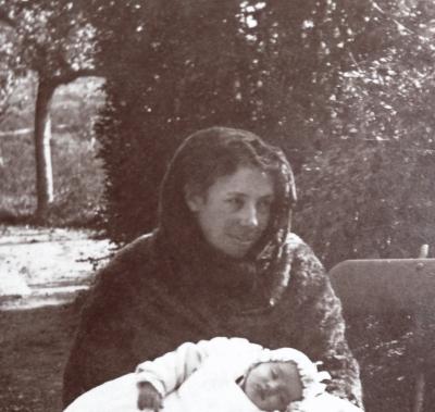 Jeanne-Anaîs de Lanux en 1894, la mère de Pierre de Lanux
