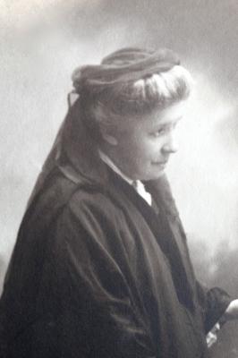Jeanne-Anaîs de Lanux en 1911, la mère de Pierre de Lanux