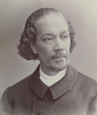 Marc Véronge de Lanux, le grand-père de Pierre de Lanux, le professeur de piano d'André Gide.