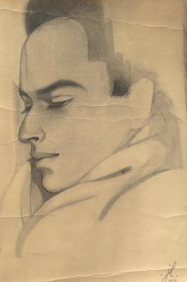 Pierre de Lanux (dessin)