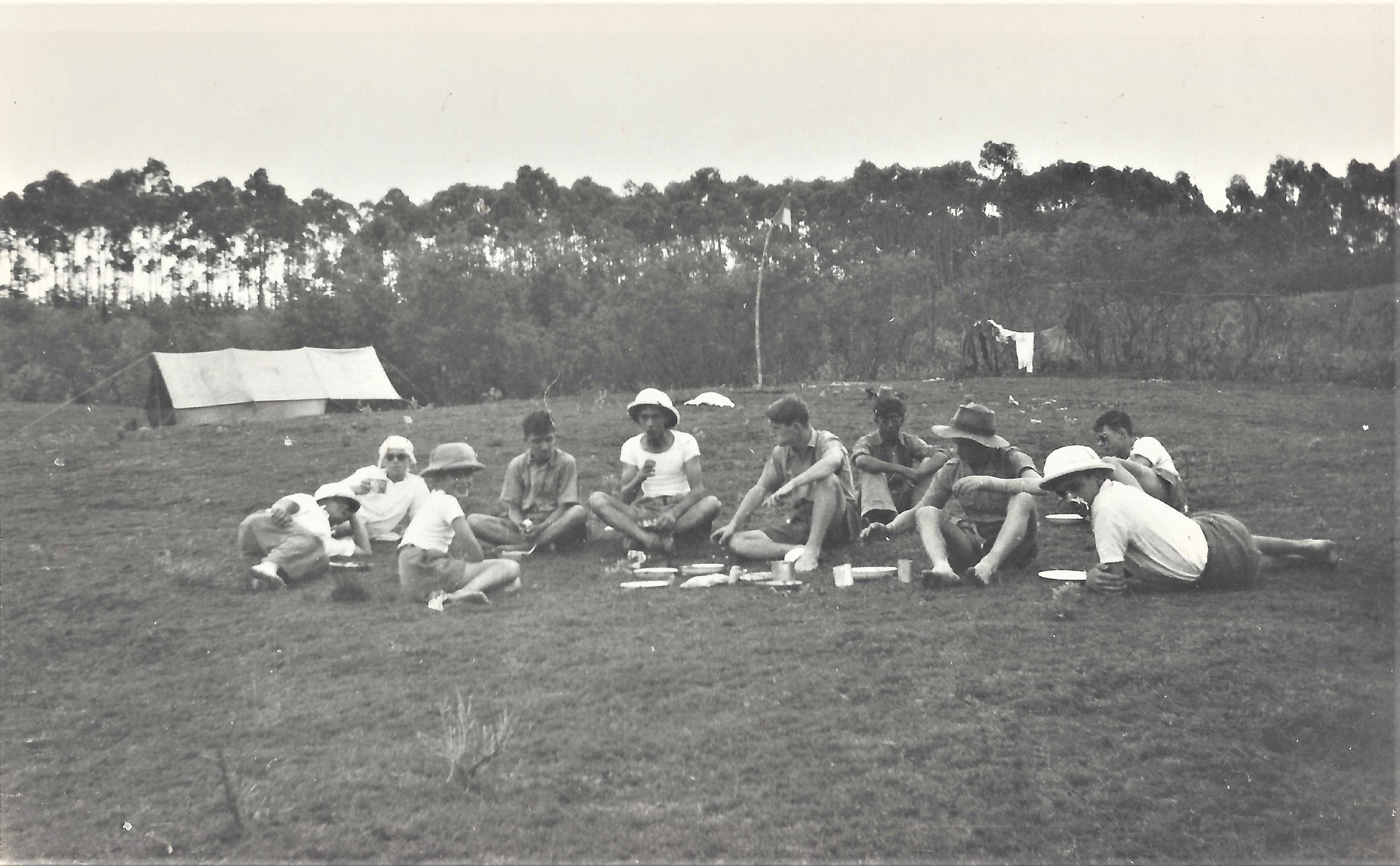 Camp du Tsiafatsavoua