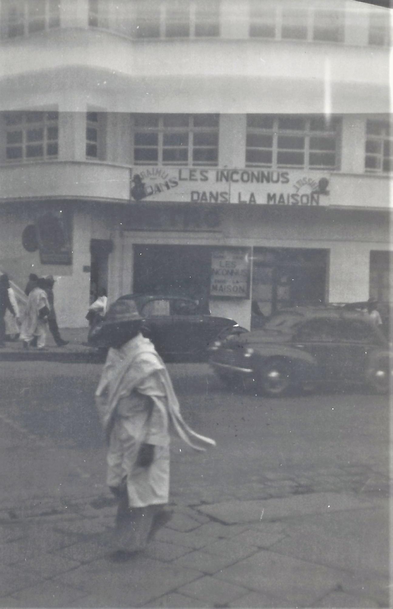 Cinéma Métro, Analakely, Tananarive