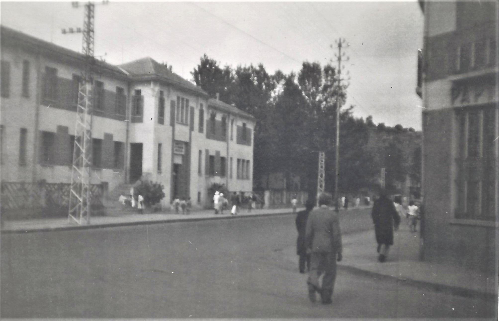 Institut d'hygiène sociale, avenue de la Réunion, Tananarive