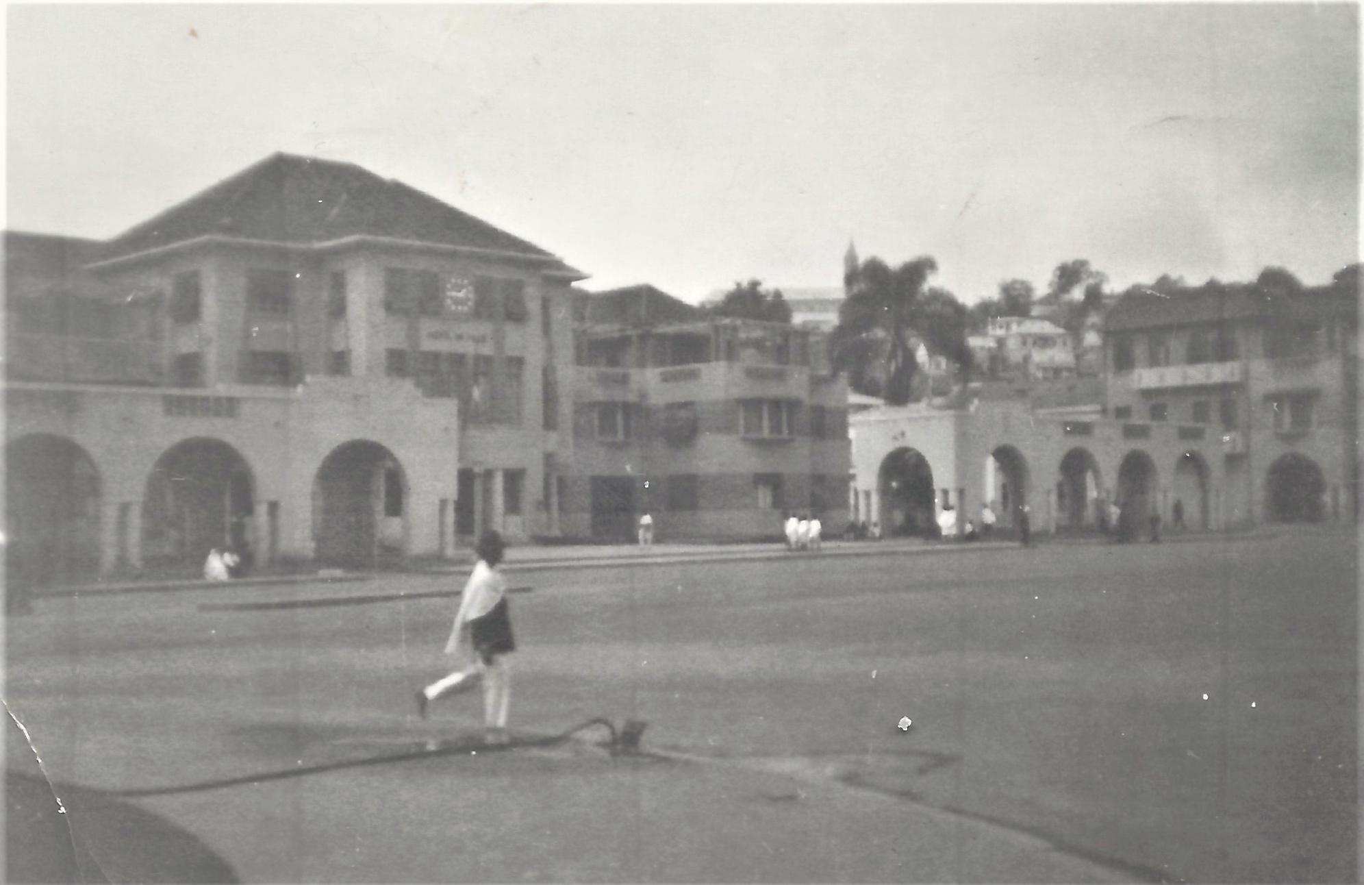 Hôtel de ville, Avenue de la Libération, Tananarive