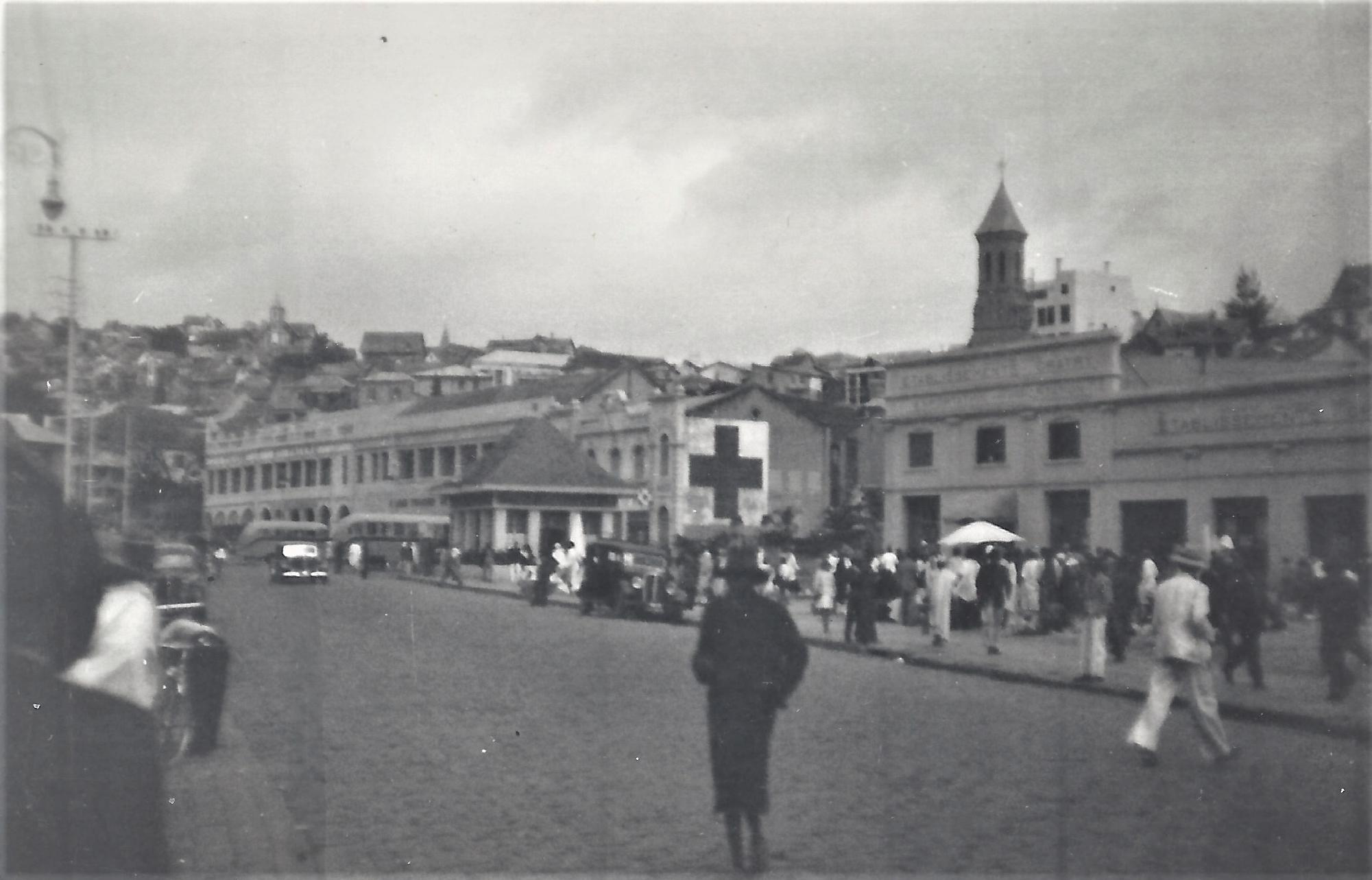 Le Zoma, Tananarive