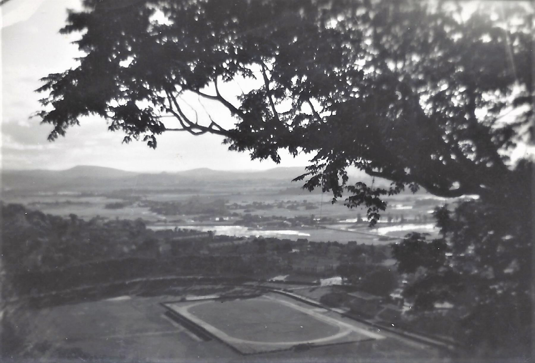 Mahamasina, Tananarive