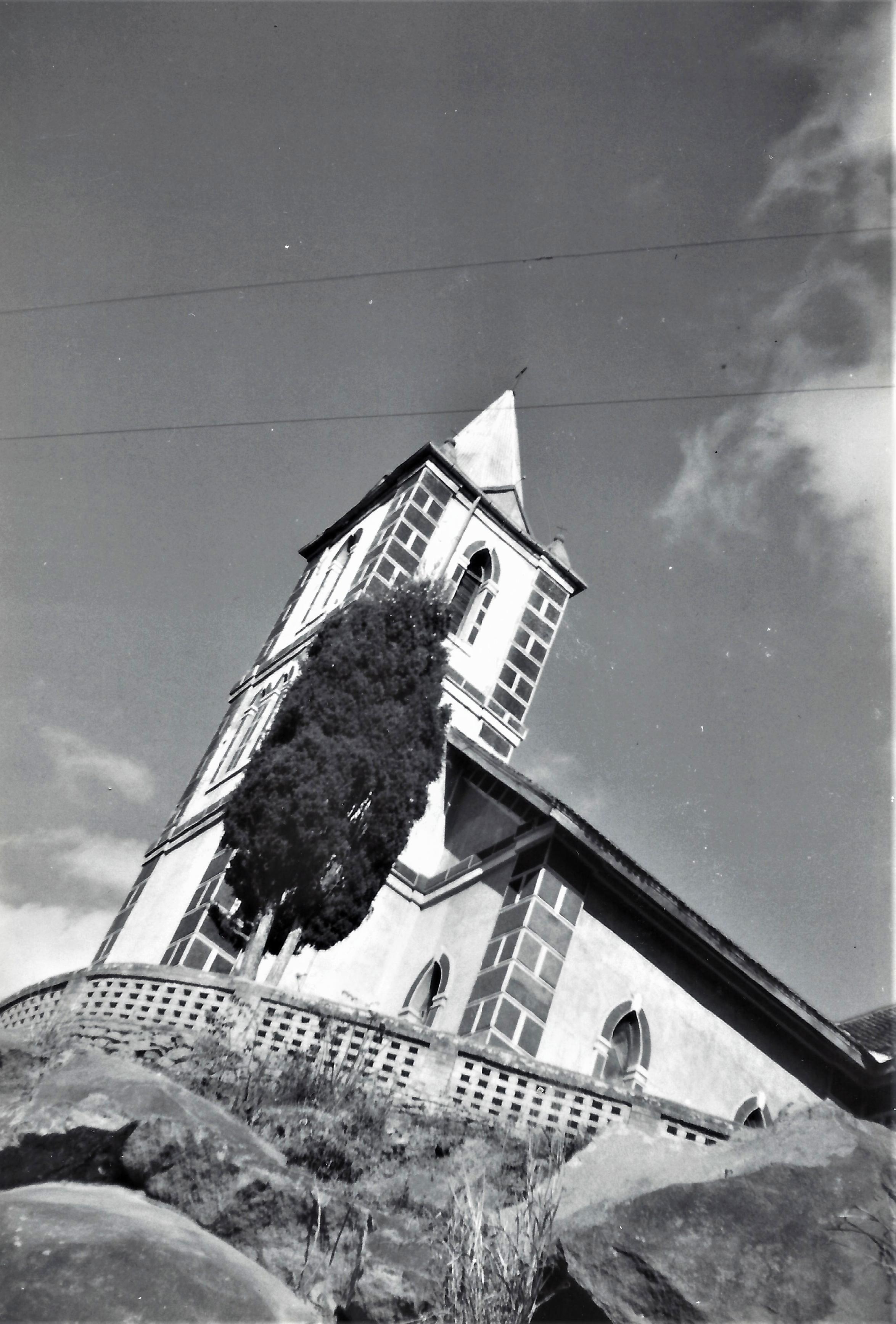 Ambatovinaky, Temple ou église